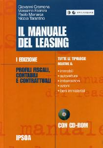 AA.VV., Il manuale del leasing