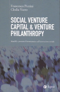 PERRINI FRANCES, Social venture capital & venture Philanthropy