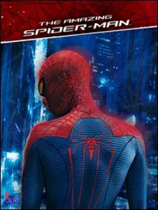 , the amazing spider-man story book