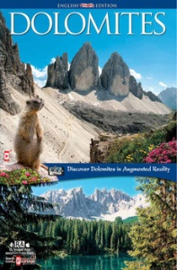ENGLISH EDITION, Dolomites.  A heritage for humanity