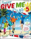 immagine di Give me five con cd audio per la 5¦ classe elemene